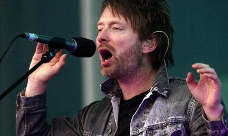 Thom Yorke, Radiohead frontman, Environmentalist